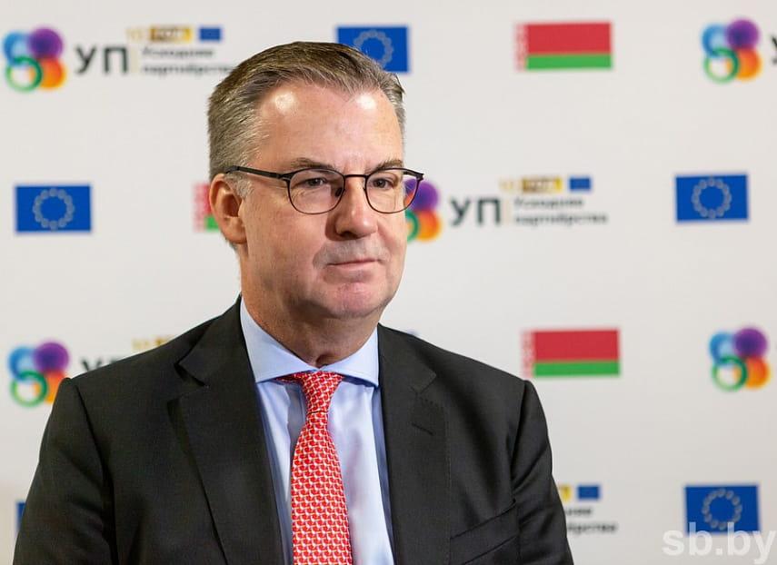 Большой потенциал. В Витебске обсудили сотрудничество Беларуси и Евросоюза