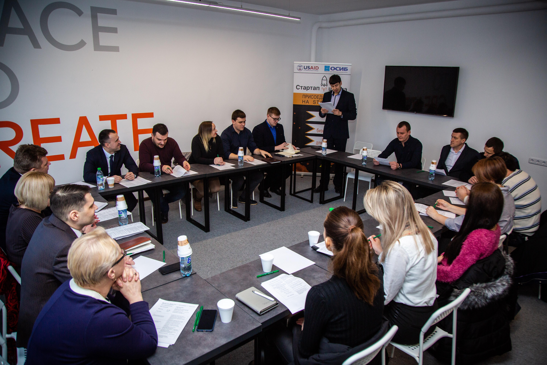Круглый стол «Малый бизнес и стартап-движение в г. Новополоцке: проблемы и пути развития»